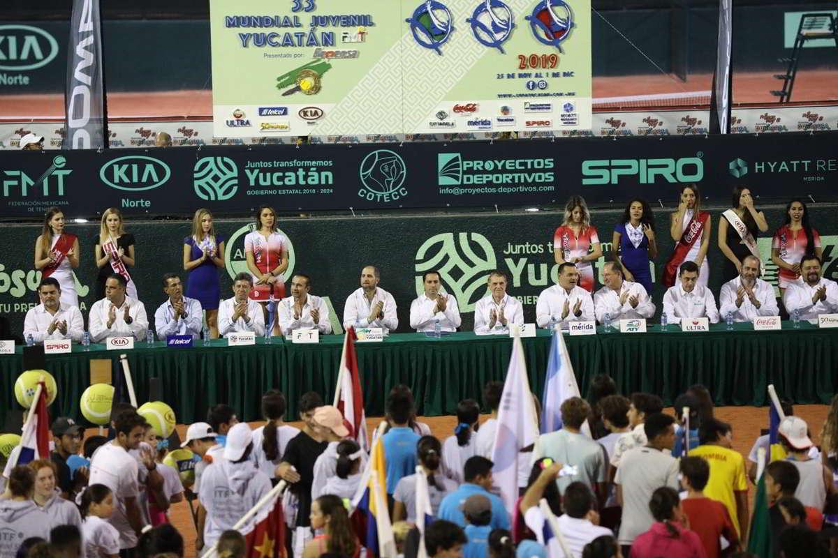 Mundial Juvenil Yucatán de Tenis