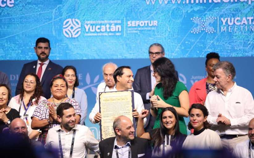 Declaran a Yucatán como un estado de paz