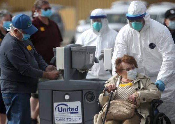EE.UU., a la cabeza de casos de coronavirus