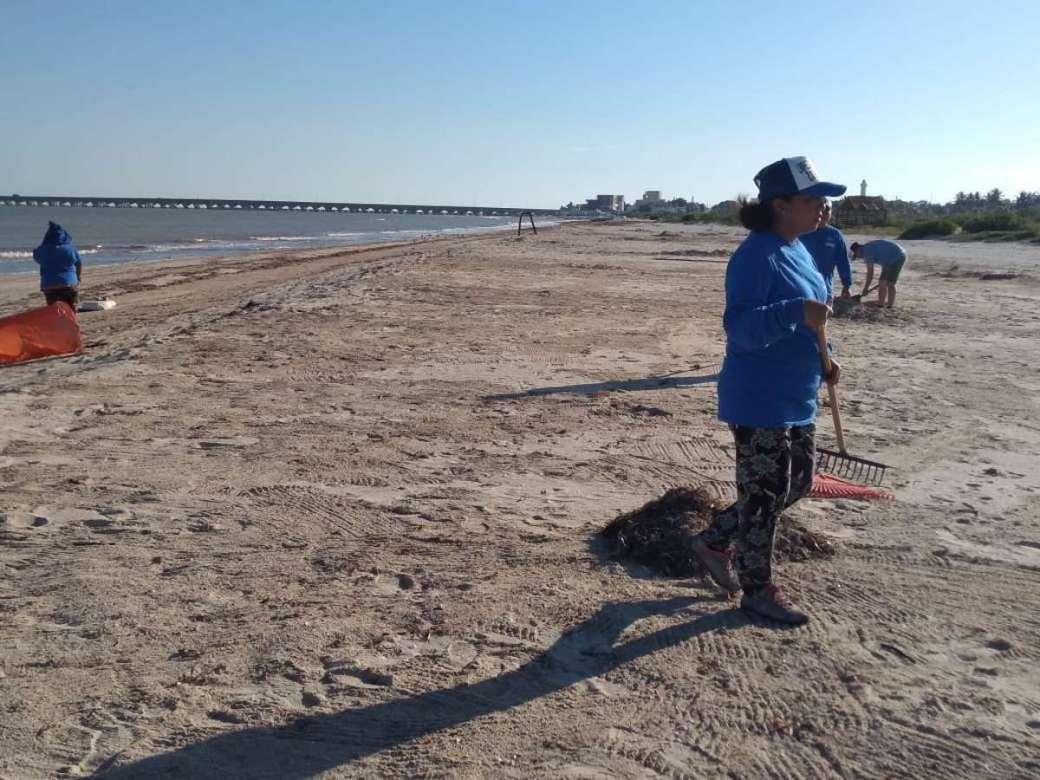 """Redoblando esfuerzos para tener playas """"Blue Flag"""""""