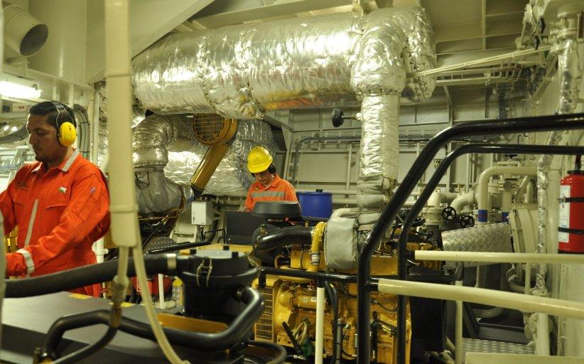 SCT felicita al personal que labora en los buques