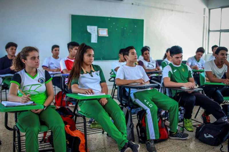 En Yucatán hay educación de alto rendimiento