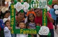Cenotillo celebra el Mes de la Familia