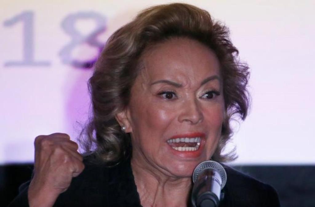 Sigo siendo presidenta del SNTE, yo tengo el liderazgo: Elba Esther Gordillo