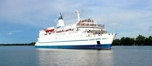 """Mañana llega el buque biblioteca flotante """"Logos Hope"""""""