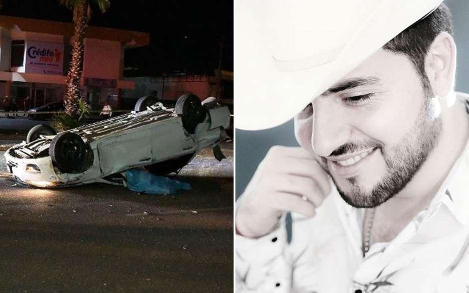 En trágico accidente pierde la vida el cantante Jorge Valenzuela