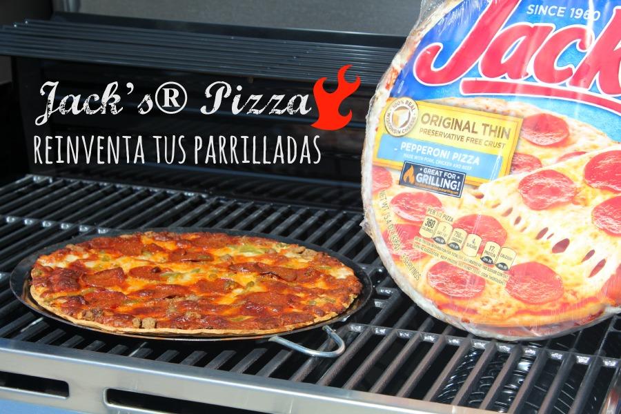 Reinventa parrilladas pizzas