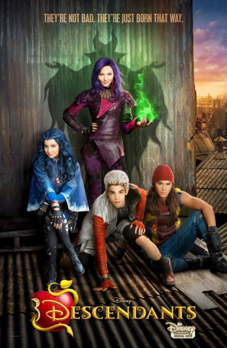 Descendants Key Art