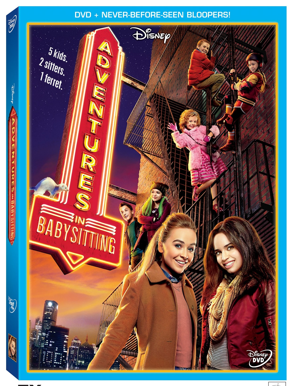 Adventures In Babysitting DVD pic