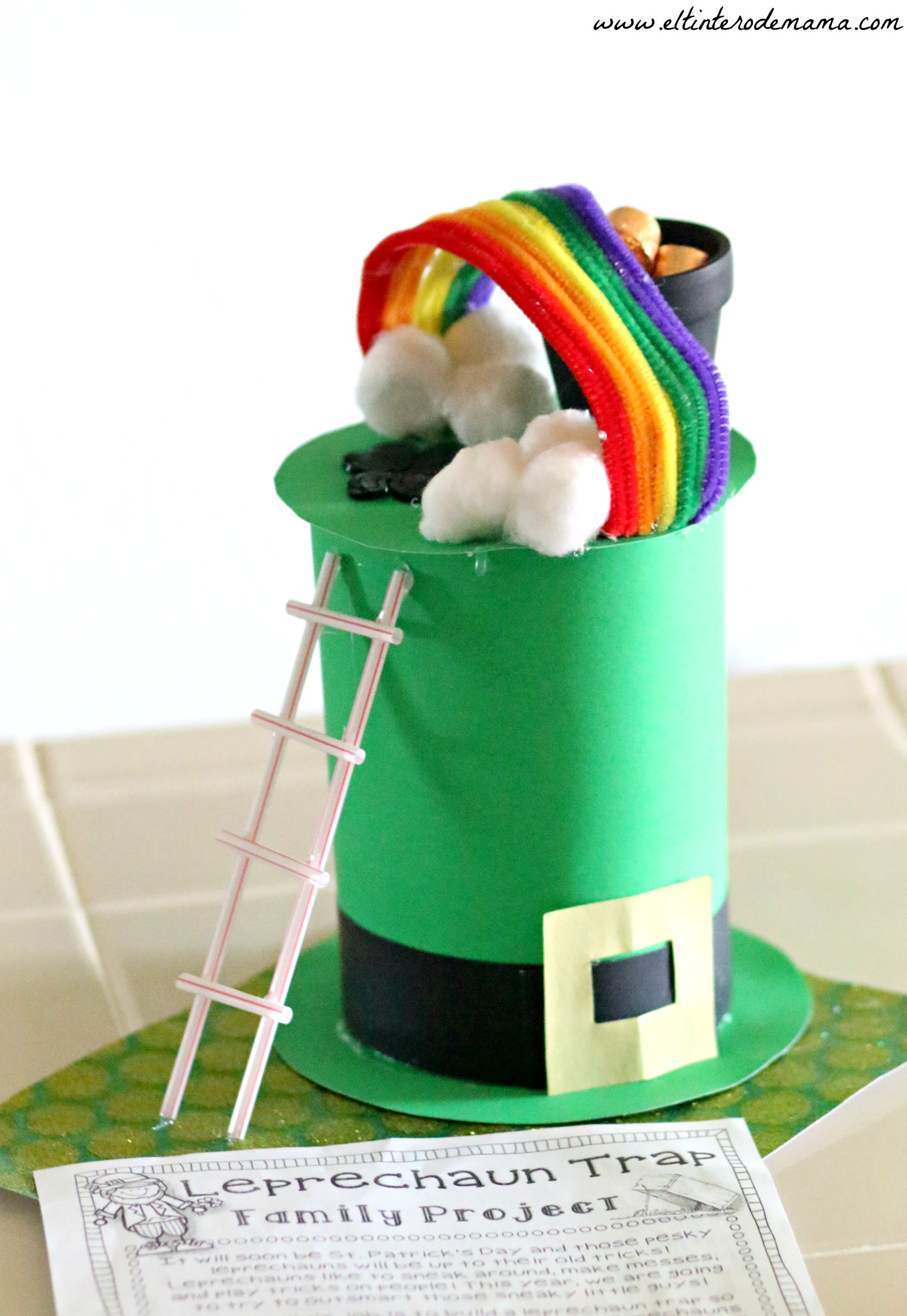 Leprechaun-Trap-DIY