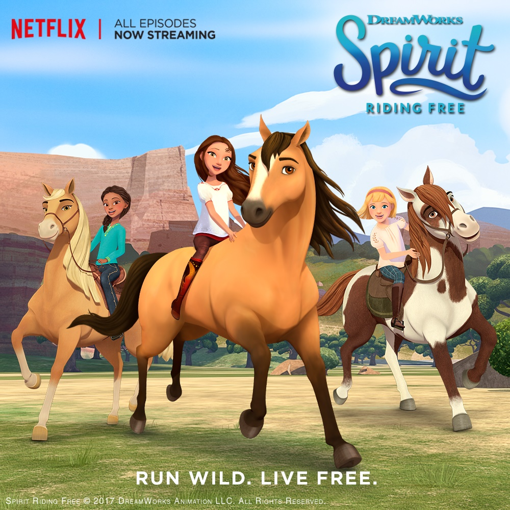 Spirit-Riding-Free-review