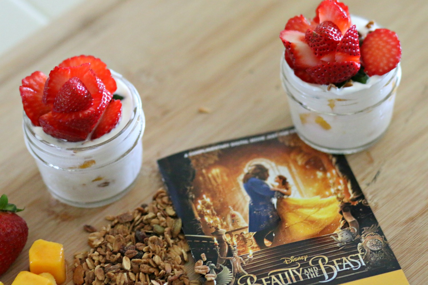 Beauty and the Beast recipe