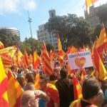 España & Cataluña - 12 Octubre