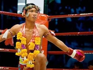 Tailandia - Artes marciales