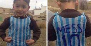 Camiseta- Leo Messi
