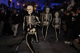 Semana Santa-danza de la muerte de verges