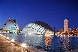 Turismo de España - Ciudad de las artes