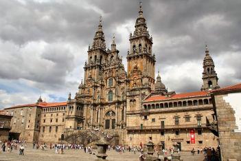 Turismo de España - Plaza Obradoiro