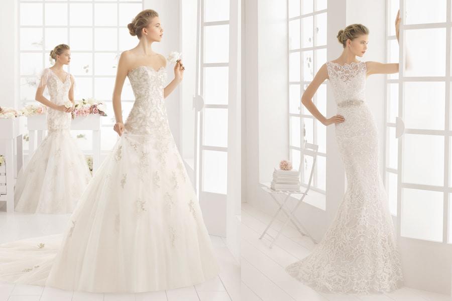 vestidos de novia, tendencias 2016 - el titular