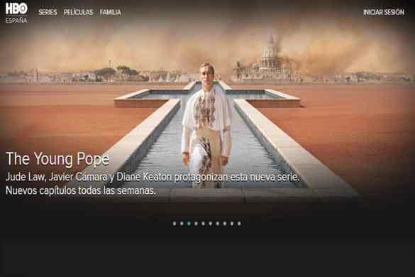 HBO España