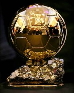 Balon de oro 2016 - cristiano ronaldo