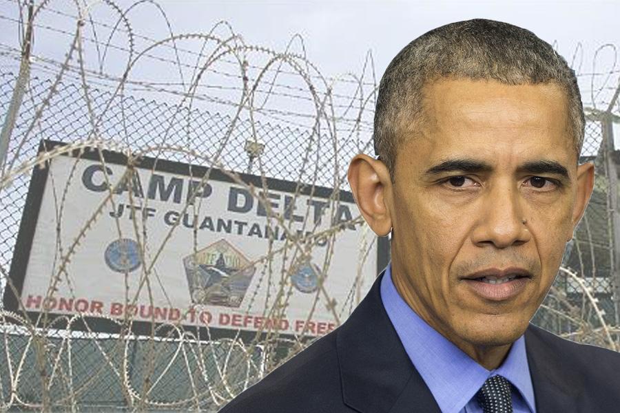 Barack Obama cárcel Guantánamo