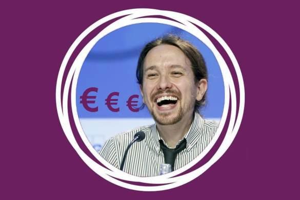 corrupción en Podemos
