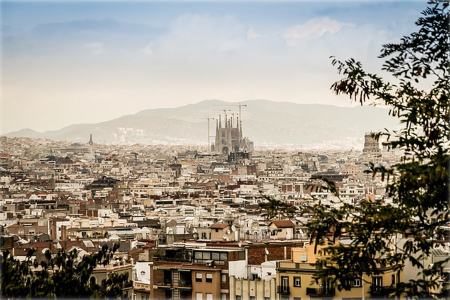 Puntos interesantes para ver en Barcelona