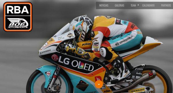 RBA Racing Team Ricardo Rodrigo