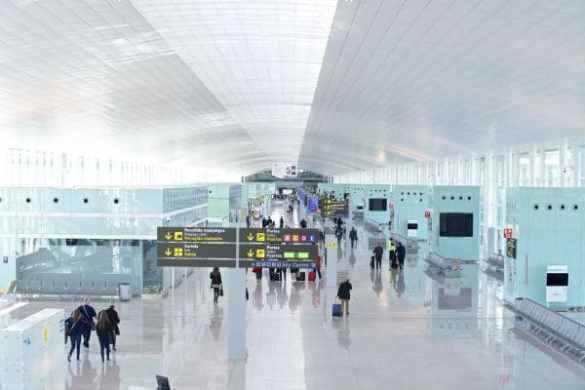 Operación Salida Aeropuerto de Barcelona-El Prat