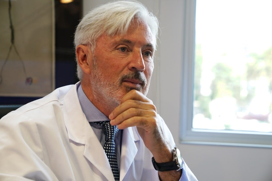 Dr. Antonio de Lacy. Cirujano de Barcelona