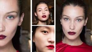 Tendencias en maquillaje para el otoño invierno 2017-2018