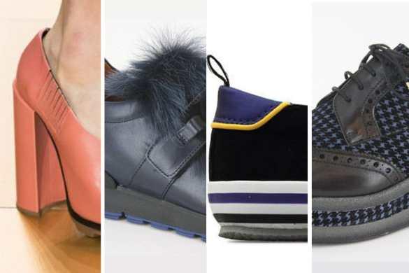 Tendencias en calzado para otoño invierno 2017/2018
