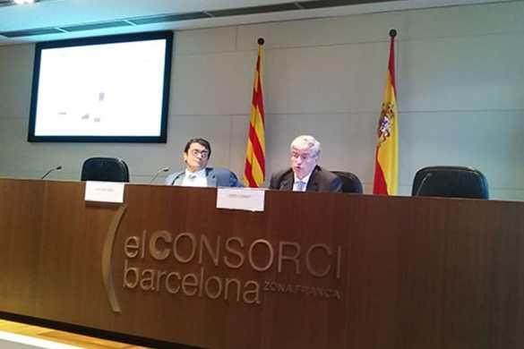 Consorcio de la Zona Franca de Barcelona. Jordi Cornet