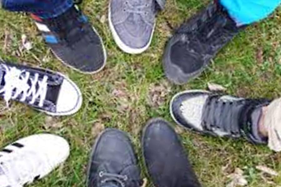El calzado infantil y el buen desarrollo del pie