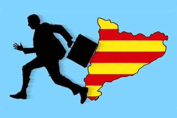 Reacciones ante la fuga de empresas de Cataluña