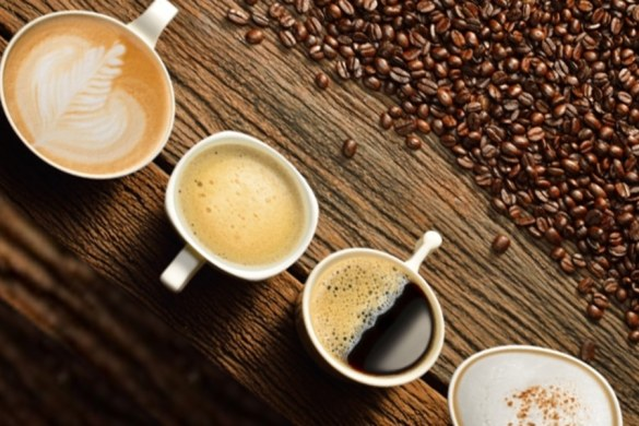 La nueva moda de vapear café.