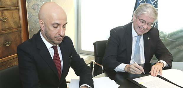 Jordi Cornet y Mohammed Al Zarooni