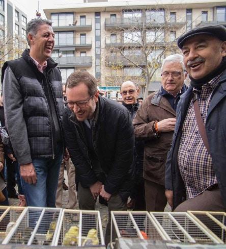 """Elecciones Catalanas: Xavier García Albiol pide a los catalanes """"que den un portazo al independentismo"""""""