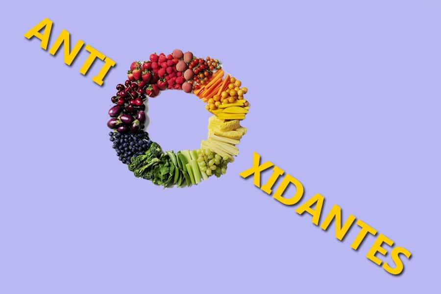 Antioxidantes elixir de la juventud.