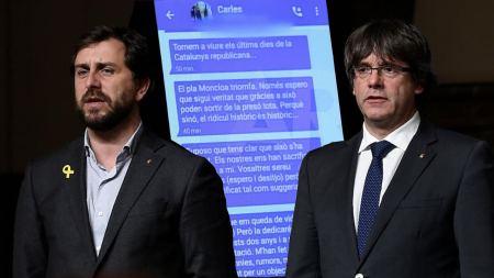 ¿Crees que ha triunfado el PLAN MONCLOA en el conflicto de Cataluña?