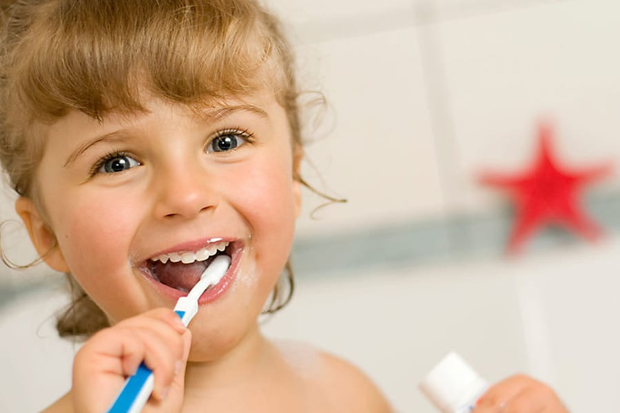 Ortodoncias infantiles y cuidados dentales.
