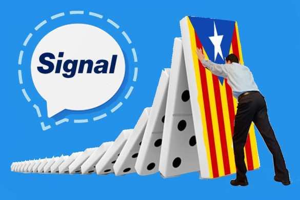 SIGNAL, la App que ha desmontado el independentismo. ¿la conoces?