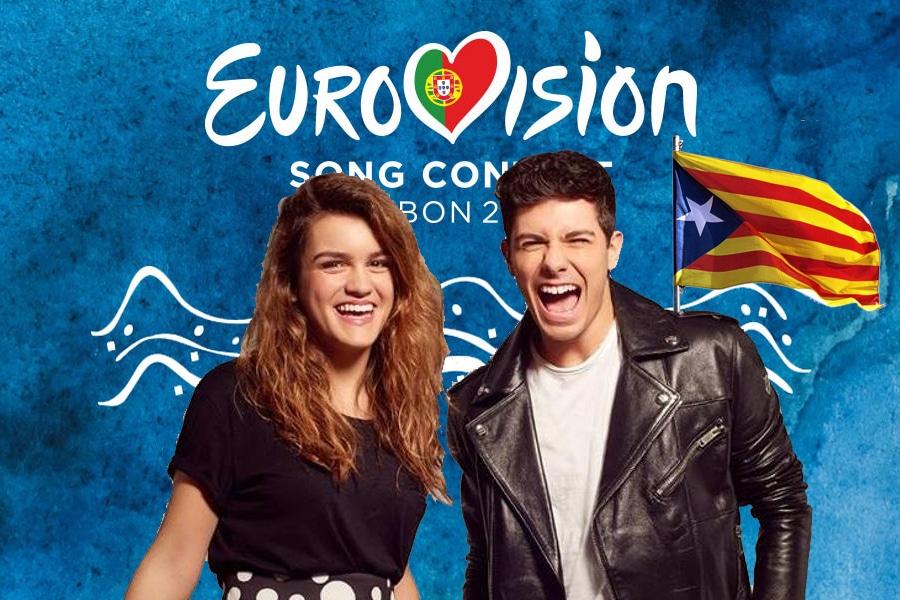 ¿Debe un independentista representar a España en Eurovisión 2018?