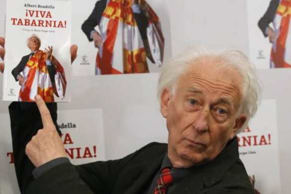 Albert Boadella vuelve a Barcelona por Sant Jordi