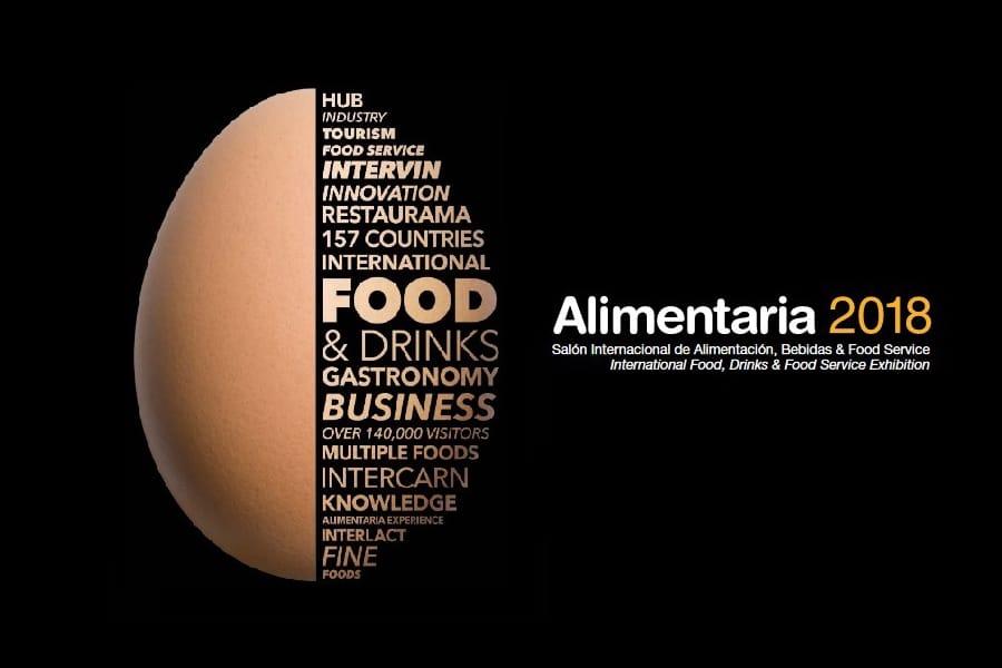 Alimentaria 2018, el Salón Internacional de la Alimentación y Bebidas.