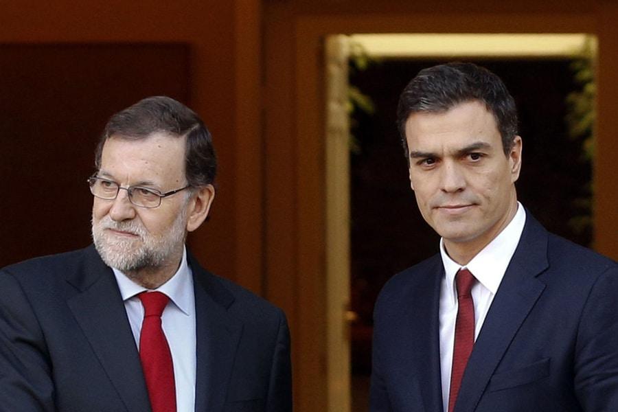 ¿Estás de acuerdo con la moción de censura de Pedro Sánchez a Mariano Rajoy?