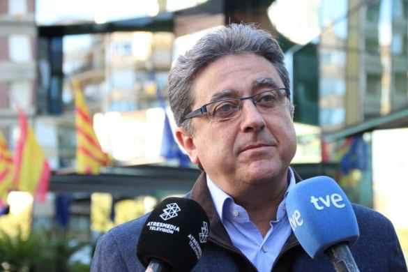 Enric Millo. Delegado del Gobierno en Cataluña