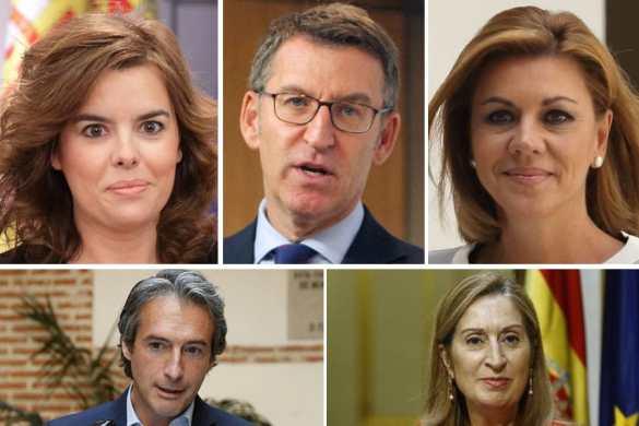 En ElTitular.es nos gustaría saber tu opinión por eso realizamos la siguiente pregunta: ¿quién te gustaría como presidente del Partido Populuar?