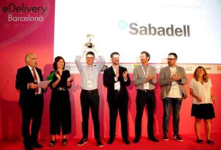Hoy se ha clausurado eDelivery Barcelona con más de 4.000 visitantes profesionales